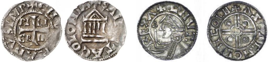 Møntskatten