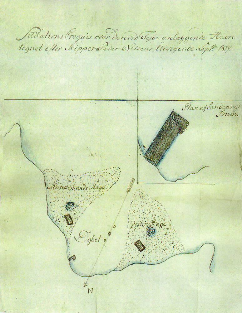 Dybvig havns historie
