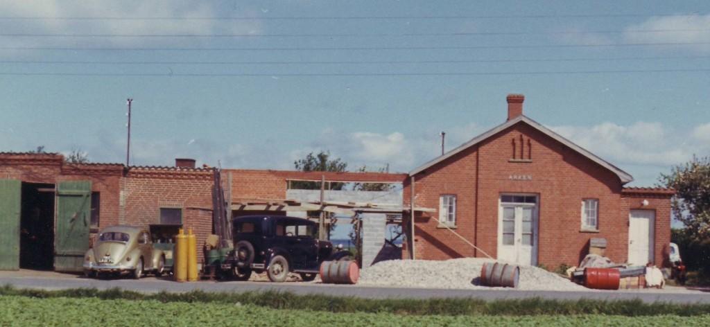 Missionshuset ARKEN på Herredsvej 183 - ca. 1970