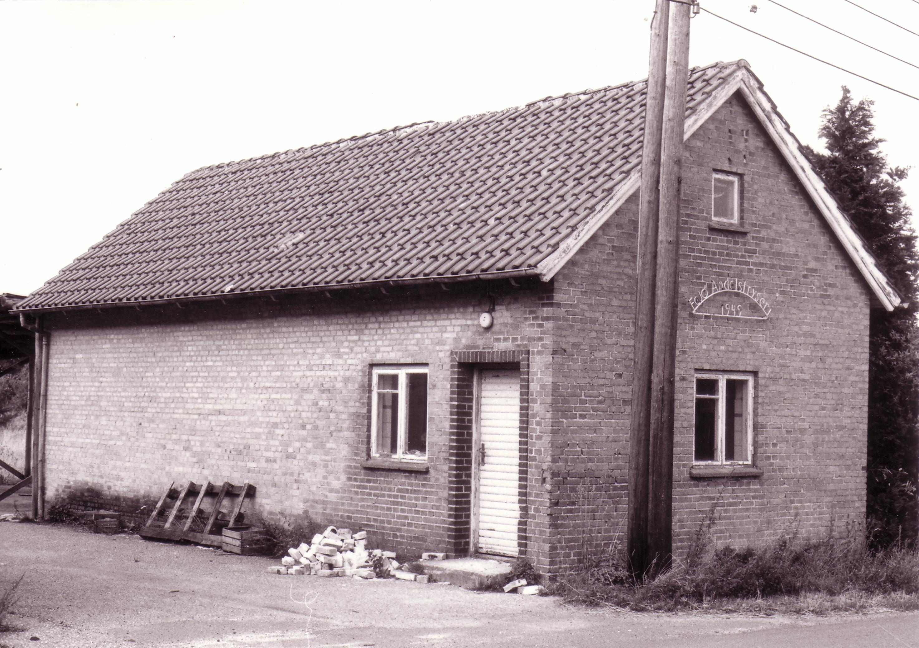 Herredsvej 199 - Andelsfrysehuset far 1959
