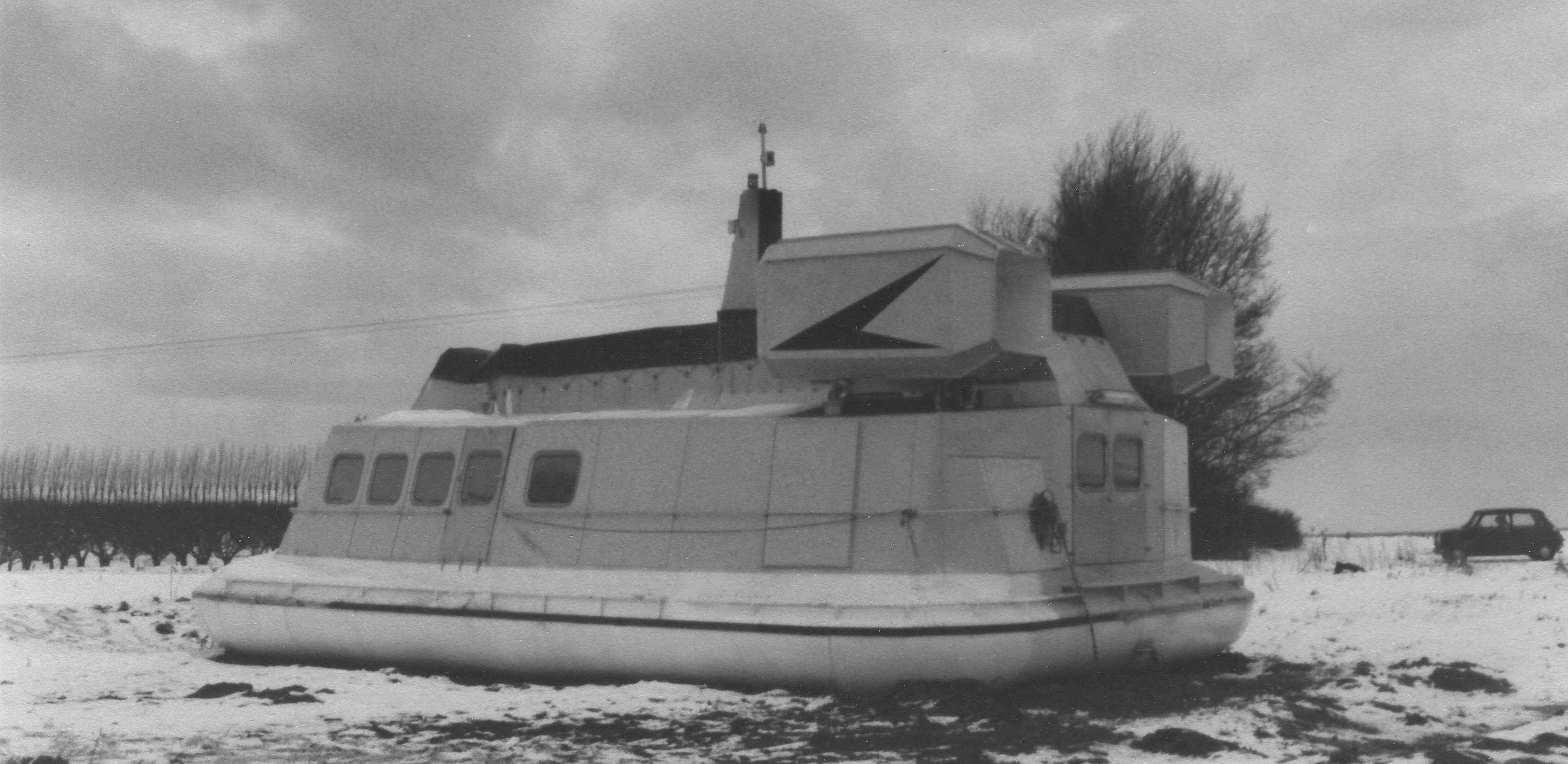 Luftpudebåden 1978