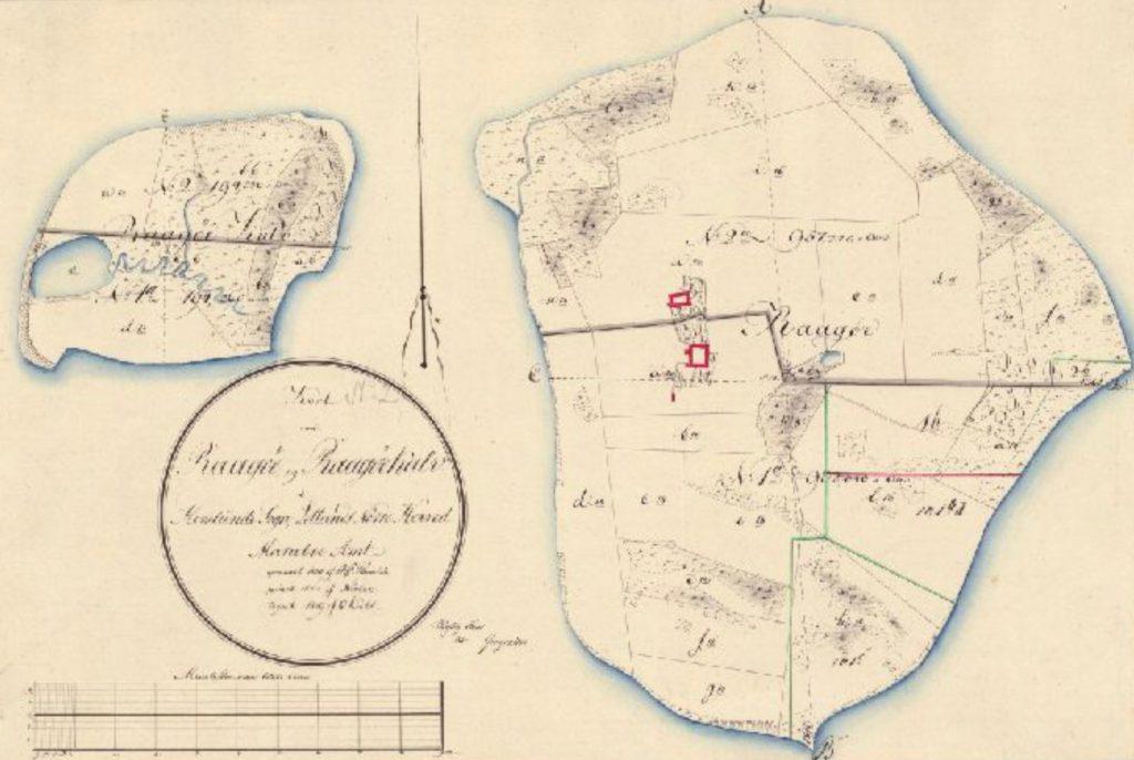 Rågø 1861