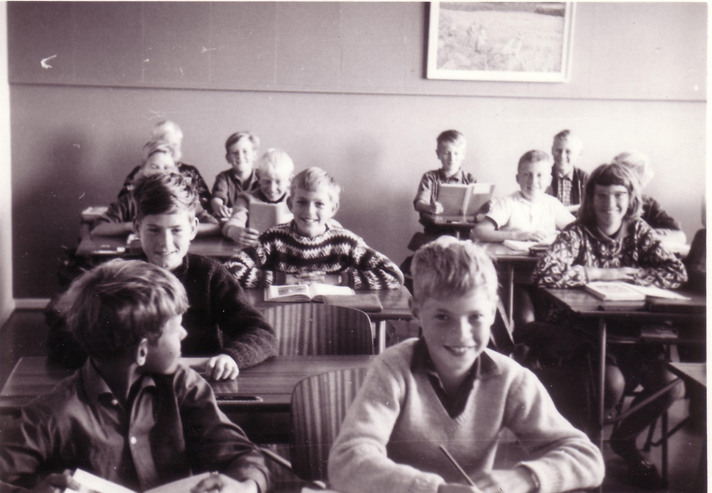 Skolebillede 1964