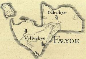 Fejø - en beskrivelse af Fejø i lokalhistorisk perspektiv. Fejø