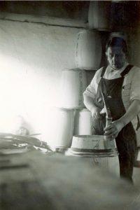 Victor Sørensen laver smørdritler