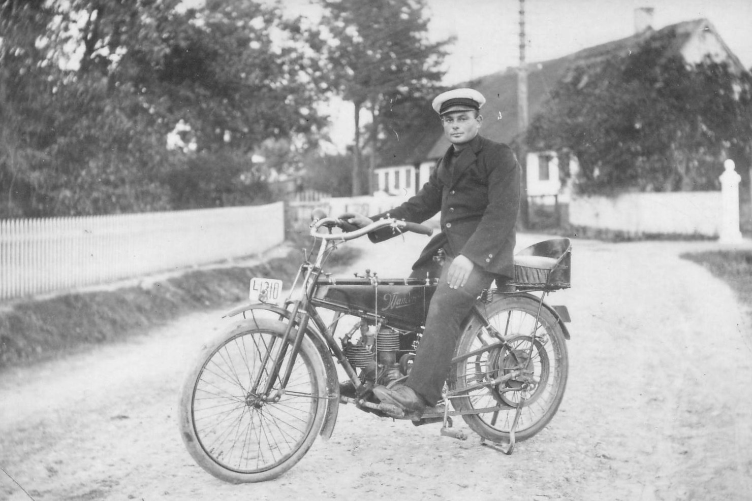 Arnold Christensen ca 1933