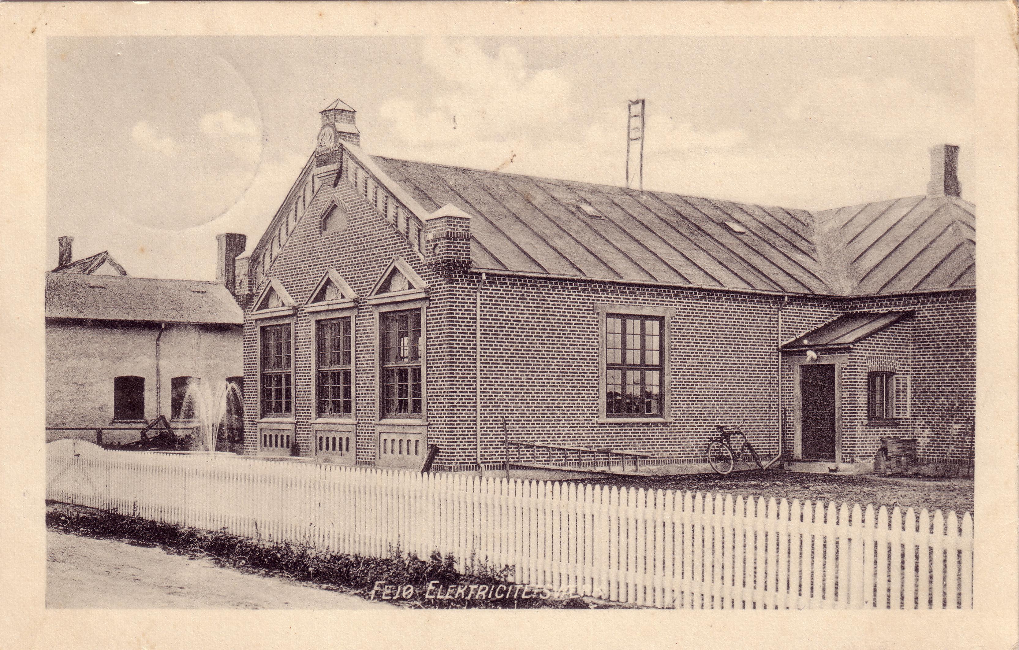 Elværket 1912