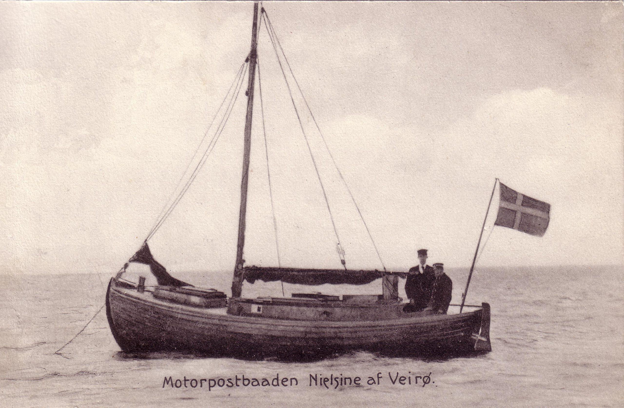 Postbåden til Vejrø