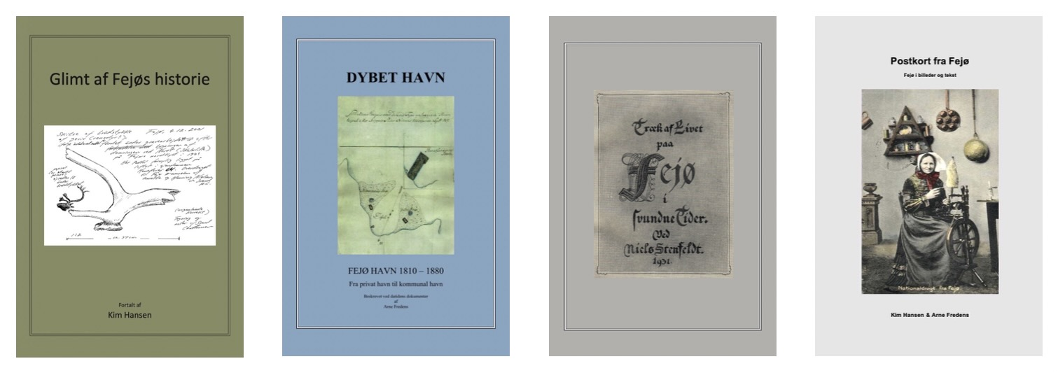 Køb bøger om Fejø her:
